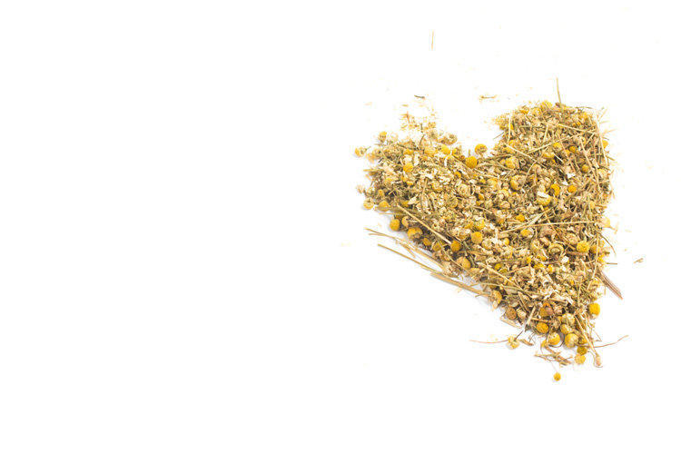 Chamomile pharmaceutical as a component of cosmetics