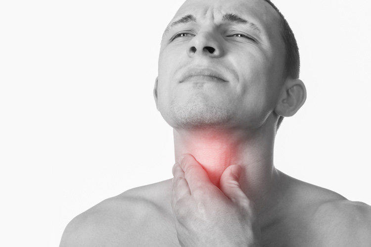 sore throat cough pharyngitis