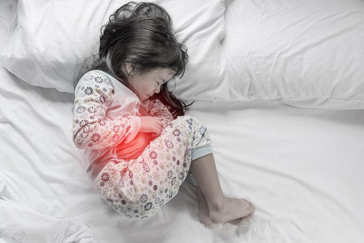 Symptoms of salmonellosis