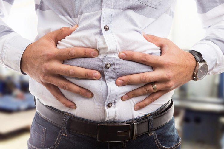 Swollen belly: causes, symptoms and treatment of gas and flatulence