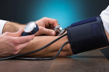What is normal blood pressure for a person?
