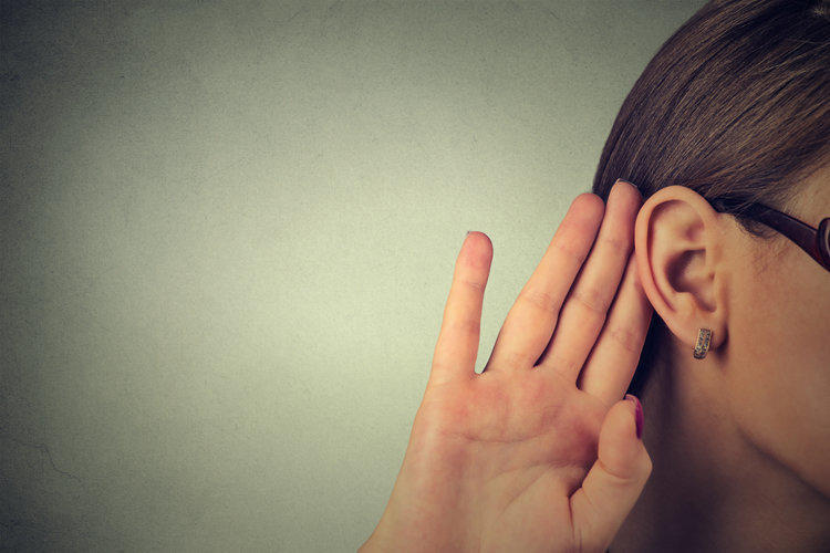 What to do if your ear is laid?