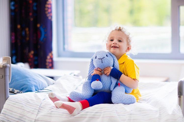 children illness treatment
