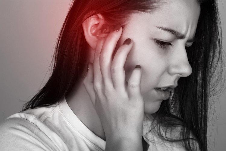 ear pain otitis media