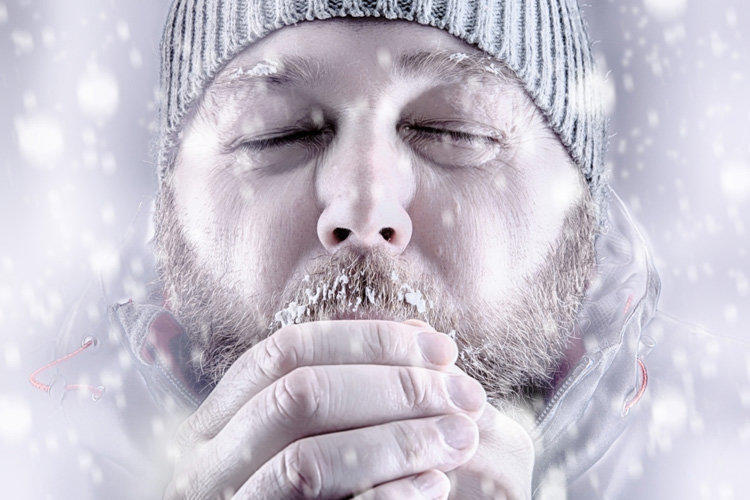 Causes of low body temperature